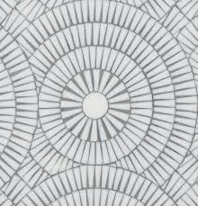 motor city circels white artistic tile tile idea for
