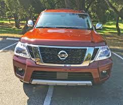 nissan armada 2017 engine 2017 nissan armada platinum review an all new full size