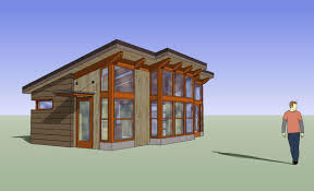 shed roof house designs fabcab timbercab
