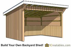 Plans For Building A Firewood Shed by Lean To Shed Plans Easy To Build Diy Shed Designs