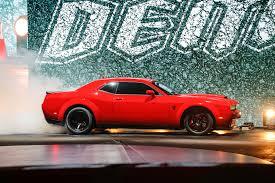 Dodge Challenger Colors - 2018 dodge challenger srt demon first look 840 hp 770 lb ft bat
