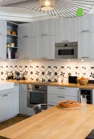 Luminaire Ikea Cuisine by Credence Carreau Ciment Cuisine Pinterest Kitchens Walls