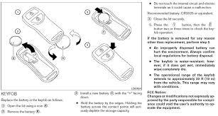 infiniti qx56 battery keyfob not working nissan armada forum armada u0026 infiniti qx56