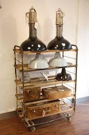 Bakers Rack With Wheels Best 25 Industrial Bakers Racks Ideas On Pinterest Rustic