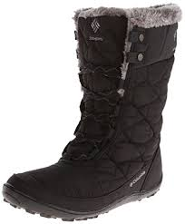 amazon com columbia s minx mid ii omni heat winter boot