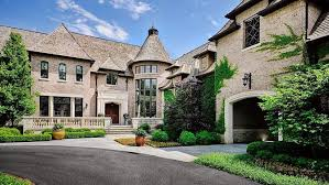 french country mansion french provincial mansion in illinois usa high society