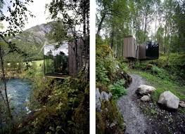 Juvet Landscape Hotel by The Juvet Landscape Hotel Design With Minimalist Architecture