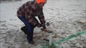 iron sleek backyard ice rink bracket youtube