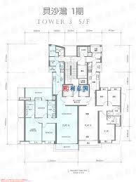 bel air floor plan ricadata residence bel air