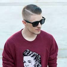 mens hairstyles undercut side part side part haircut