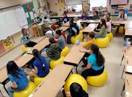 Tennis Balls For Chairs Balls Replace Chairs In Penn Manor Classroom News