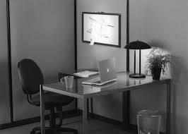 home office modern furniture business decorating space interior