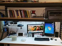 Menards Computer Desk How To Put Up Menards Shelving U2014 Best Home Decor Ideas