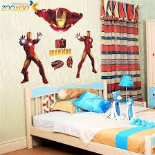 aliexpress com buy popular super hero wall decals gift