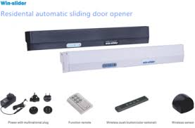 Automatic Patio Door Opener Residential Automatic Sliding Door Opener China Electric Patio