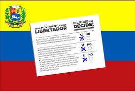 Venezuela Flag Colors Deutliches