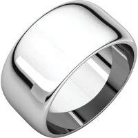 wide wedding bands 112941pp platinum 5mm wedding band