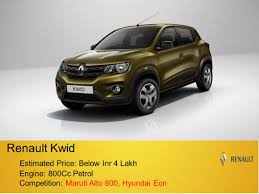 kwid renault 2015 new upcoming car models in india new upcoming car models in india