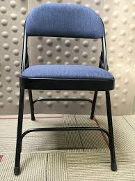 Uline Conference Table Cubes2u Uline Padded Folding Chair Blue