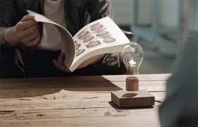 concept flyte u2013 levitating lamp future technology