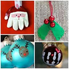 kid made ornament keepsakes growing a jeweled
