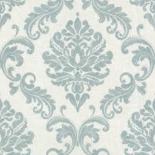 aqua damask wallpaper group with 46 items