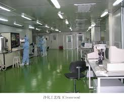 A Construction China And Semiconductors Semiconductor Lighting R D Center Academy Of Science Cas
