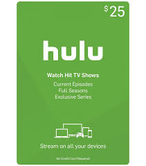 gift card online hulu gift cards with email delivery mygiftcardsupply