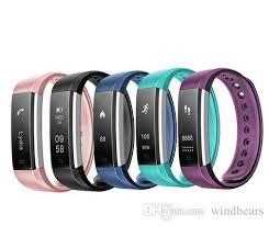 heart rate bracelet images Id115hr bluetooth sport heart rate bracelet fitness tracker step jpg