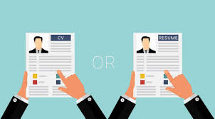 Cv Curriculum Vitae Vs Resume Difference Between A Curriculum Vitae Cv And Resume Sharesume
