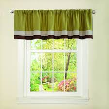 triangle home fashions flower drops window curtain set hayneedle