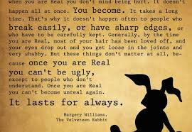 velveteen rabbit nursery 25 velveteen rabbit quotes once you are real you can t become