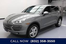 porsche suv 2017 awesome porsche cayenne awd platinum diesel 4dr suv texas direct