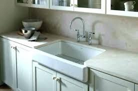 farmhouse sink with drainboard farmhouse apron sink with drainboard apron front kitchen sinks with