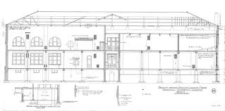 plan view unl historic buildings mechanical engineering laboratories