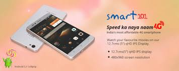 cheapest 4g lte smartphone in india bell smart 101 for rs 2 999