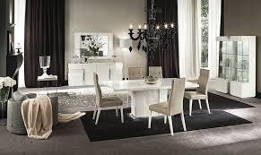 contemporary dining room set canova