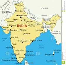 India Maps by Np Zuckerburg Left Out Kashmir In India U0027s Map While