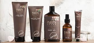 una hair products from italy nashi argan professional beauty treatments for all kind of hair