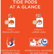 Icc Flag Tide Pods Laundry Detergent Icc Business Products Office