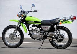suzuki ts250 1971 restored classic motorcycles at bikes