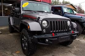 jeep gray color jeep wrangler jk unlimited custom builds for sale at rubitrux