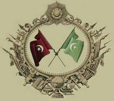 Ottoman Empire Flags Picture Of The Soldier Of The Ottoman Empire Stock Photo