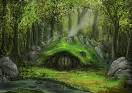 in the woods a home in the woods by isdira on deviantart