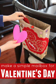 cereal box mailboxes for valentine u0027s day red ted art u0027s blog