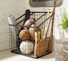 Barn Organization Ideas Best 25 Sports Storage Ideas On Pinterest Sports Equipment
