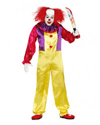 killer clown costume killer clown costume clown costume at low prices horror shop