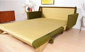 wayback machine 1968 danish sleeper sofa treehugger