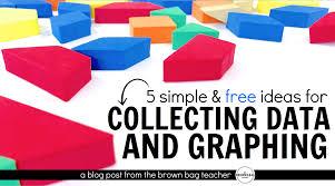 Brown Bags With Clear Window 1st Grade Data U0026 Graphing The Brown Bag Teacher Bloglovin U0027