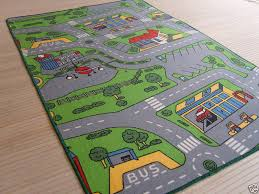 Childrens Play Rug by Chic Design Car Rug Mats Incredible Decoration Mat Little Ladybird
